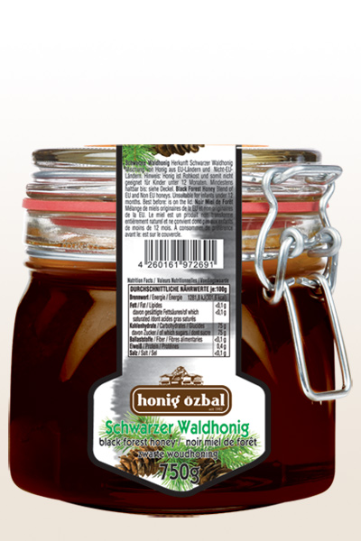 Black Forest Honey 750g